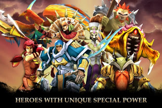 legendary heroes mod apk offline free download