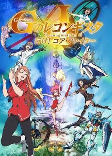 تقرير فيلم جاندام: ريكونجويستا في جي Gundam: G no Reconguista Movie