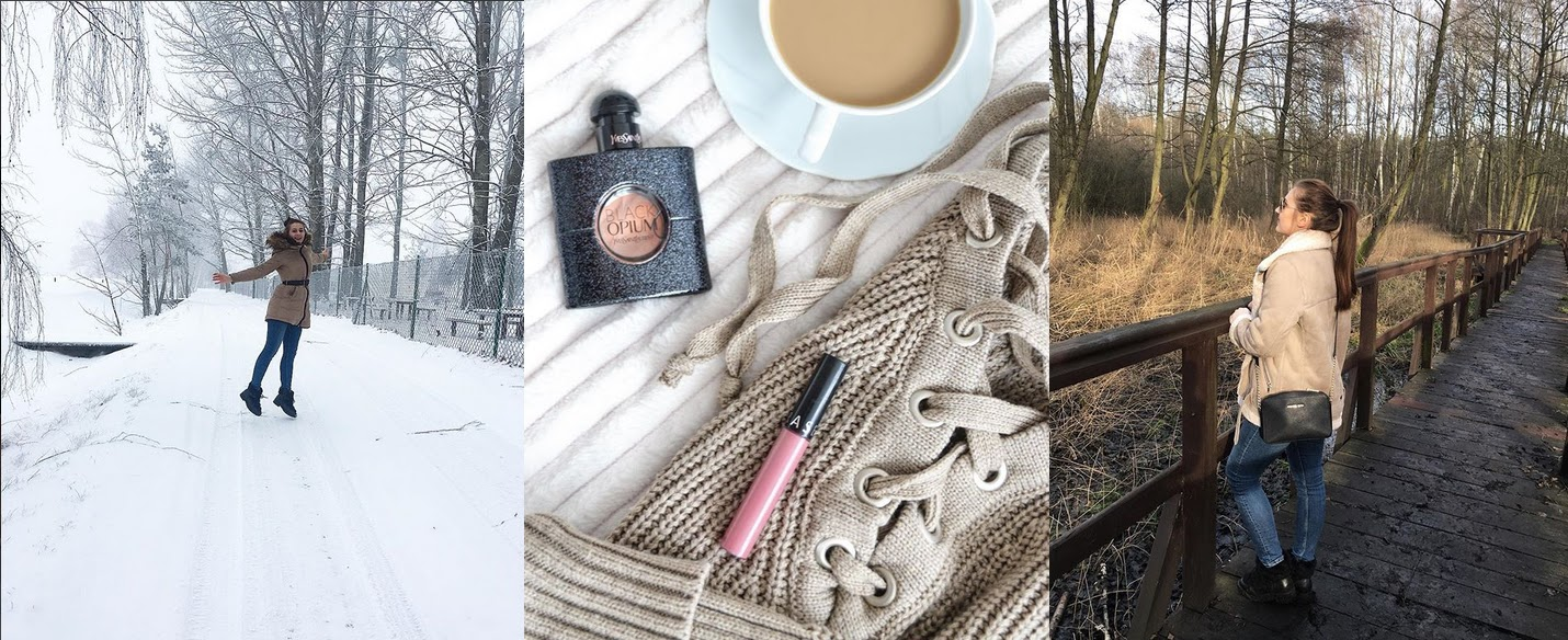 Co ostatnio noszę? | Zimowy klimat, grube swetry i miękkie tkaniny