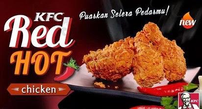Menu dan Harga Promo KFC Terbaru,