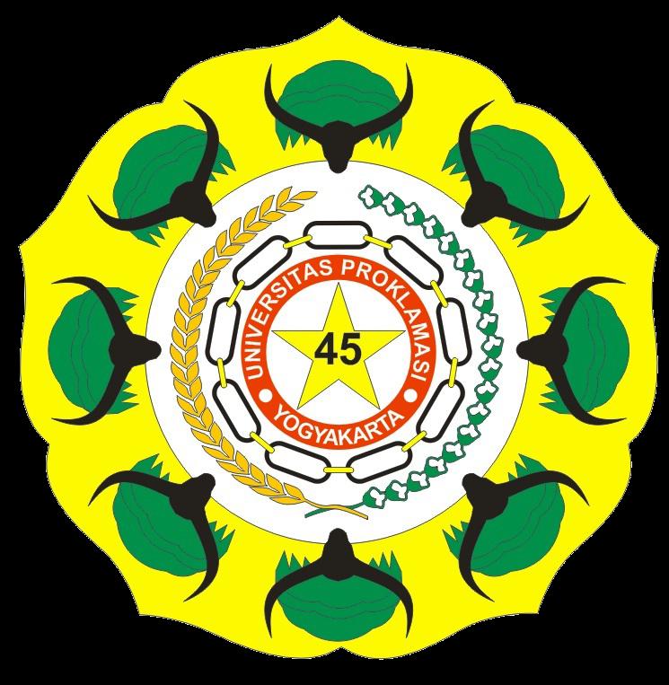 Logo Universitas Proklamasi 45