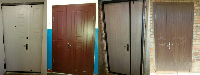 Двери входные в Никополе пр.Трубников