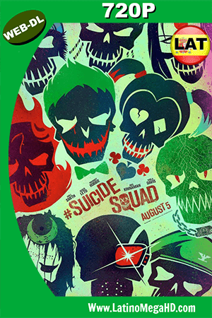 Escuadron Suicida (2016) Latino HD Web-Dl 720p ()