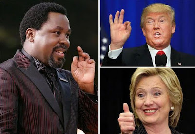 BREAKING!!! TB JOSHUA'S PROPHECY IS TRUE - HELEN BAKER REVEALS SHOCKING NEW DETAILS ABOUT DONALD TRUMP AND HILLARY CLINTON