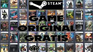 CARA MENDAPATKAN GAME ORIGINAL GRATIS STEAM