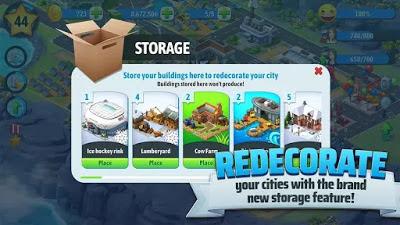 تحميل لعبة البناء الجديدة City Island 5 النسخة المهكرة