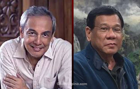 Paredes on Duterte's meme: 'I now reject the Son of God from Davao'