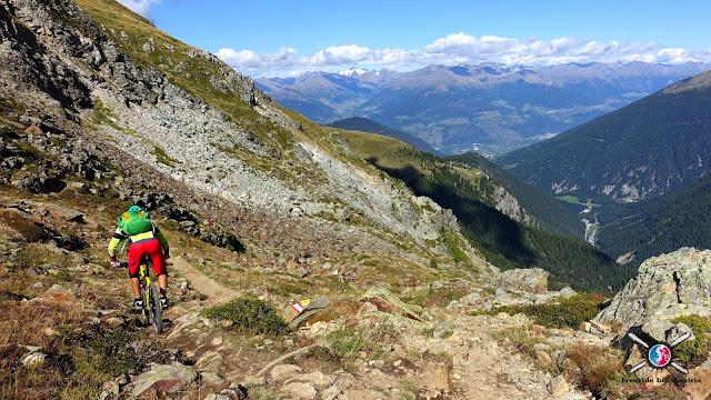 Biketouren Alpen