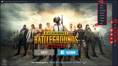 Cara Setting dan Bermain PUBG Mobile Di PC Dengan Emulator Official (Tencent Gaming Buddy)