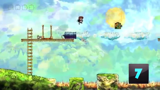 TOP 15 MOST SUCCESSFUL INDIE GAMES EVER MADE 7. Braid