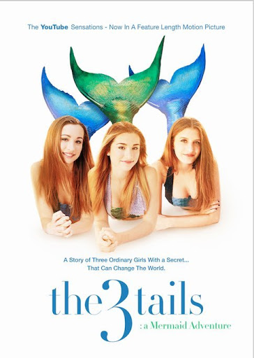 The3Tails Movie: A Mermaid Adventure (2015)
