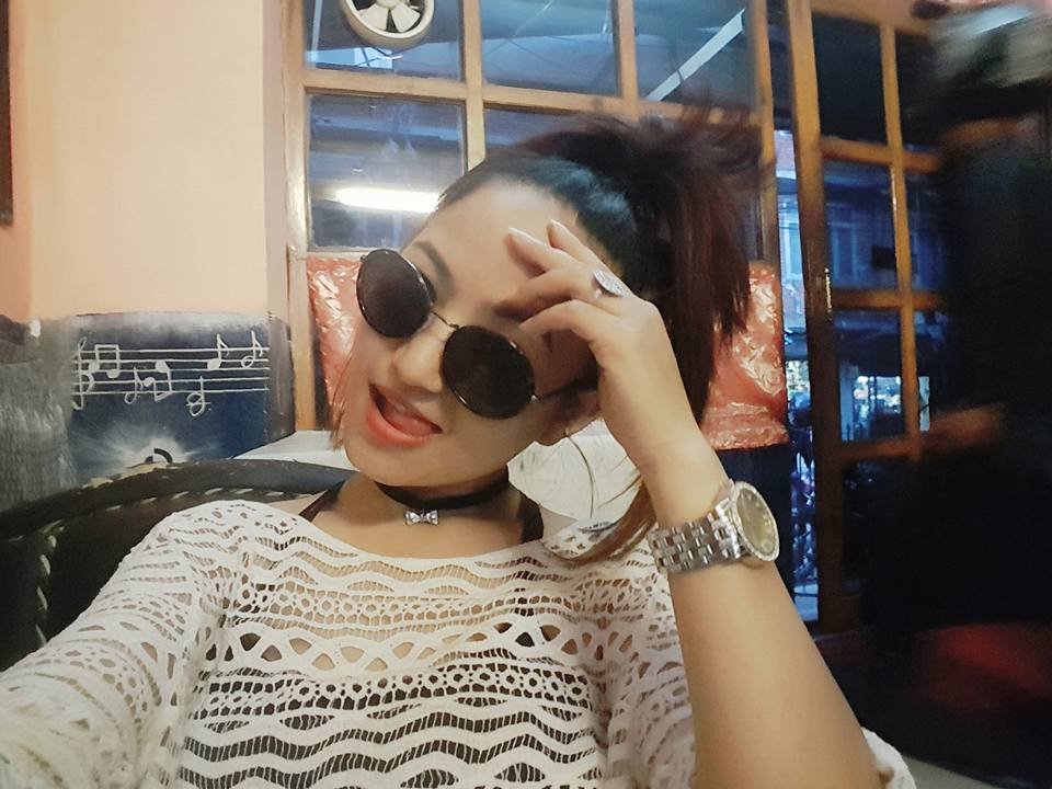 Melina Rai Nepali Singer Actress  All Nepali Actress And -8161