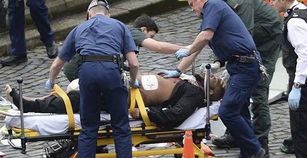 Un británico autor del atentado de Londres,  Khalid Masood