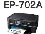 Epson Colorio EP-702A ドライバー