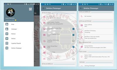 BBM iMessenger V6 New Based 3.0.0.18 Full Features