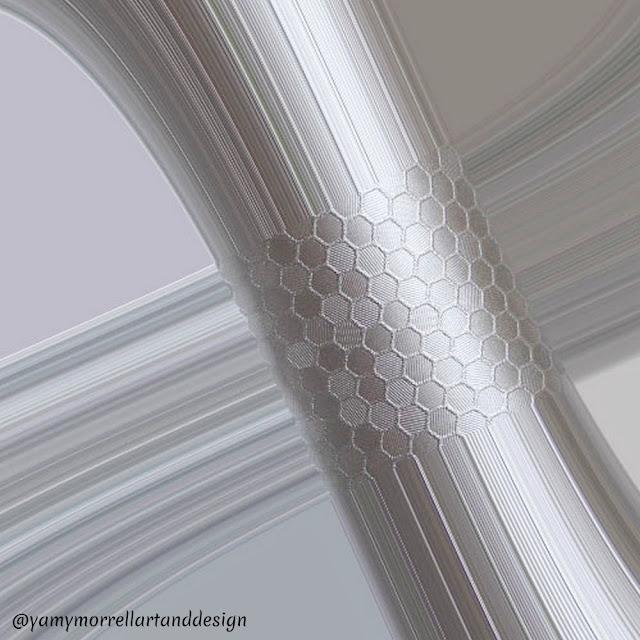 Arte-digital-metálico-texturas-aluminium-by-yamy-morrell