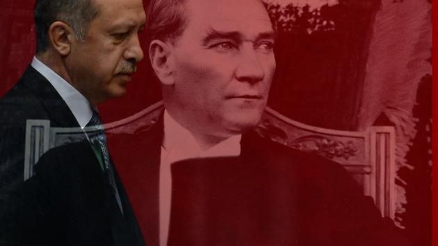 Η Τουρκία μεταξύ σφύρας και άκμονος