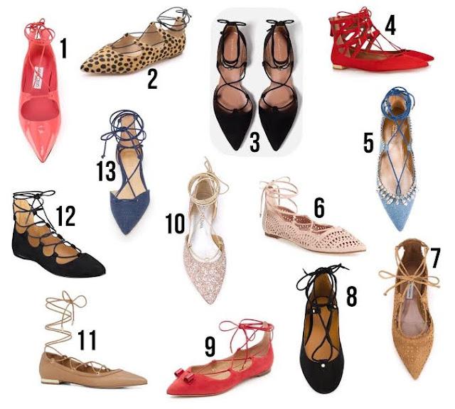 shop lace up flats