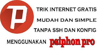 Internet Gratis Psiphon Pro