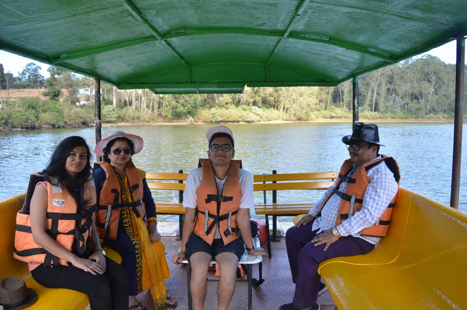 shiv sangal, ooty,lake