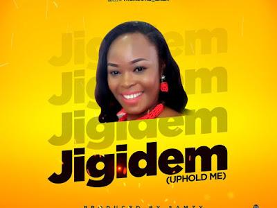 "Gospel Artiste, Treasure is set to drop a new single titled ""Jigidem"", meaning ""Hold Me""    @treasure_lala"