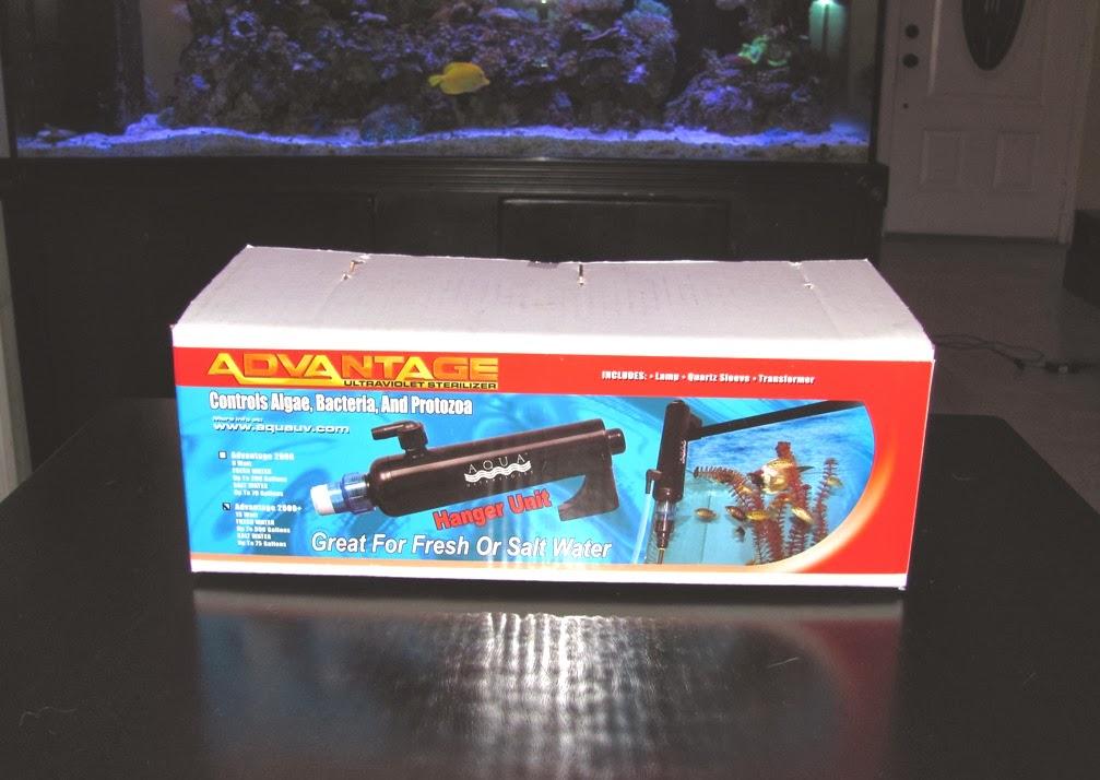 Aqua UV Advantage 2000 UV Sterilizer: Zap your way to a clearer, healthier  tank! - Marine Depot Blog