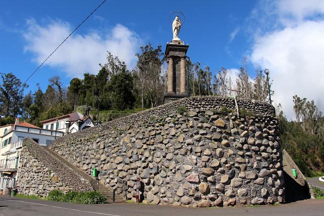Our Lady of Peace in  Terreiro da Luta