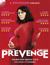 pelicula Prevenge (2016)