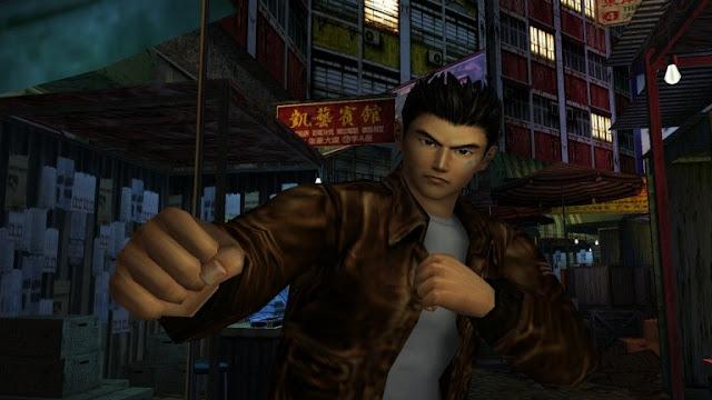 شركة SEGA تؤكد إشتغالها على نسخة Shenmue HD قادمة قريبا