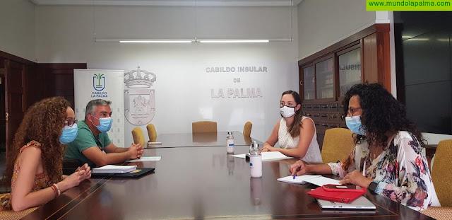 El Cabildo implanta el programa de 'Buenas prácticas ambientales para la gestión de residuos' en sus instalaciones