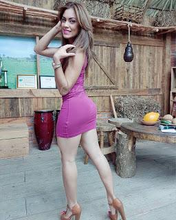 Karly Fornos - Tv Presenter - Nicaragua