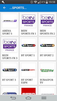 برنامج Wawa Sport Tv مشاهدة قنوات bein sport بدون تقطيع, مشاهدة قنوات بين سبورت للاندرويد