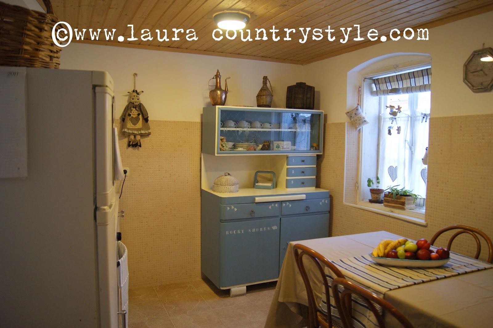 Cucina Vintage Anni 40 | Credenza Anni 40 50 Nuovo Credenza Cucina ...