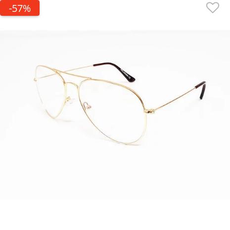 Ochelari unisex cu lentile pentru protectie calculator Polarizen PC RM-03-C1