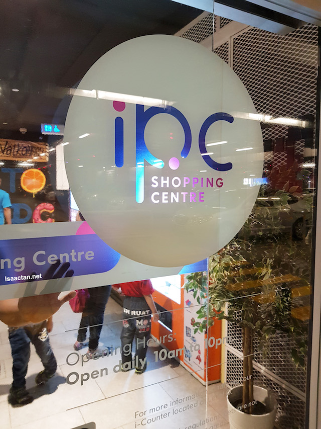 IPC Shopping Centre, have you been there recently?