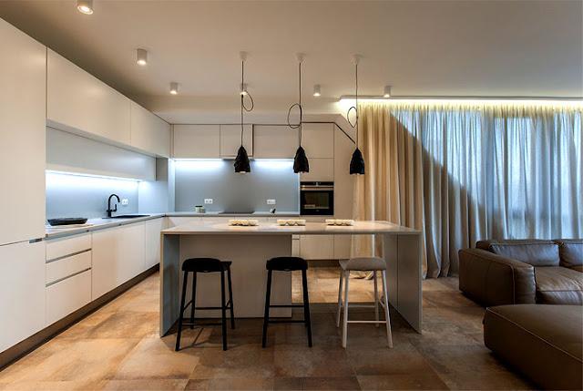 Desain Interior Dengan Warna Pastel