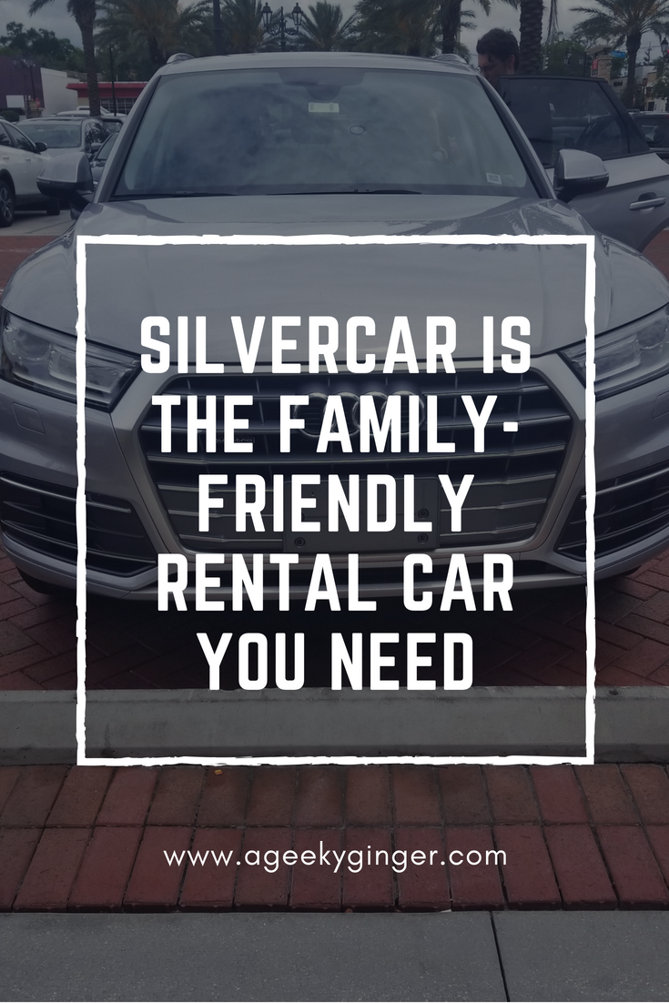 Silvercar Is The Family-Friendly Rental Car You Need
