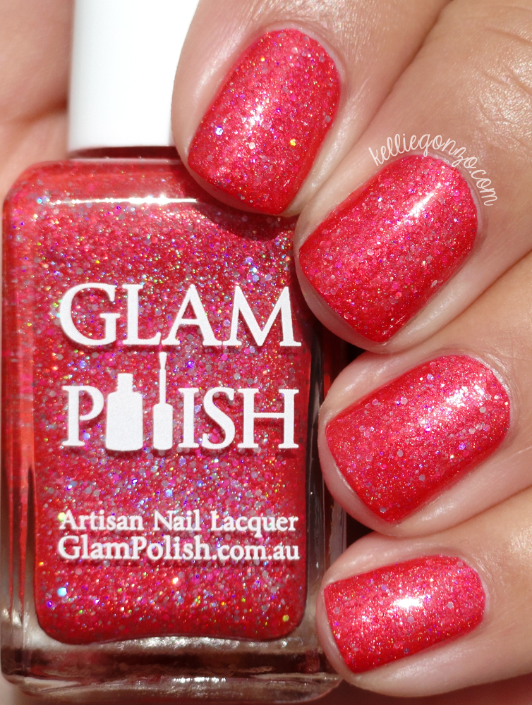 Glam Polish I Really Do Love That Hat