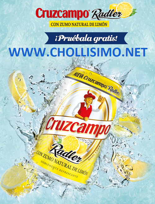 CRUZCAMPO Radler GRATIS