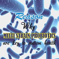 Probiotik untuk Anak Autis