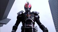 Kamen Rider Faiz Axel Form