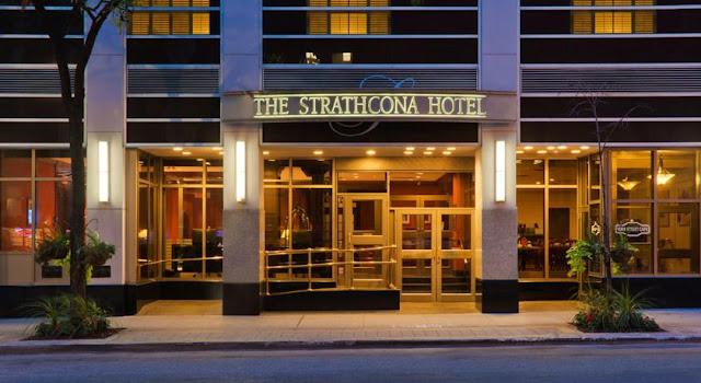 Hotel Strathcona em Toronto