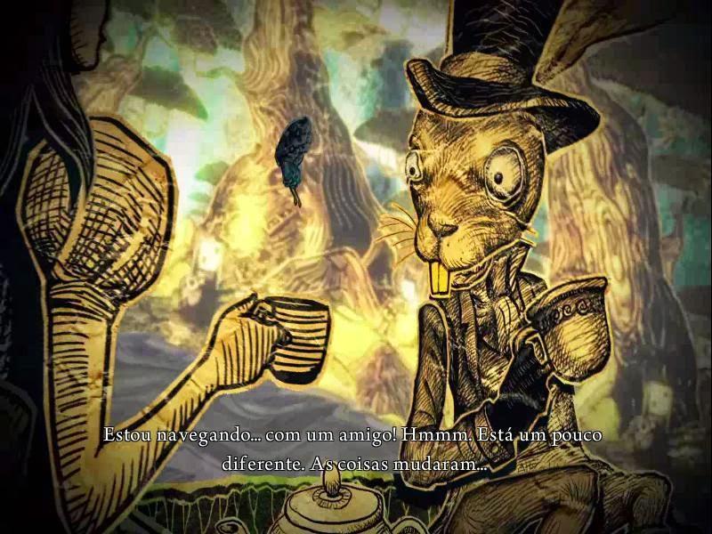 Analisemorte Alice Madness Returns
