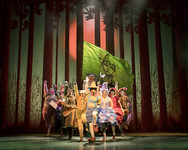 Shrek the musical UK Tour - Mayflower Southampton