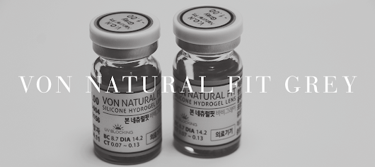 REVIEW: Von Natural Fit Barbie Gray*