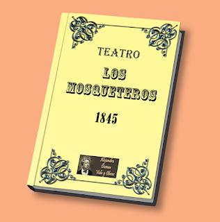 Los Mosqueteros Alejandro Dumas teatro