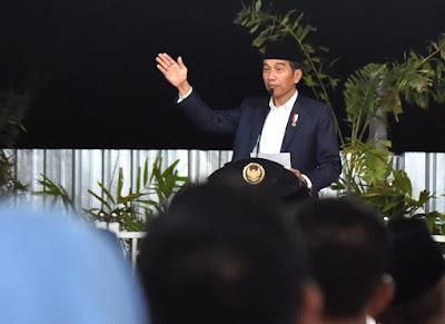 Presiden Jokowi Ingatkan Pentingnya Merawat Kerukunan