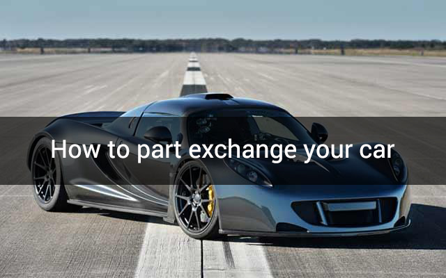 How to part exchange your car: eAskme