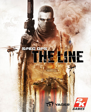 Spec Ops The Line cover - Spec Ops: The Line +DLC RePack