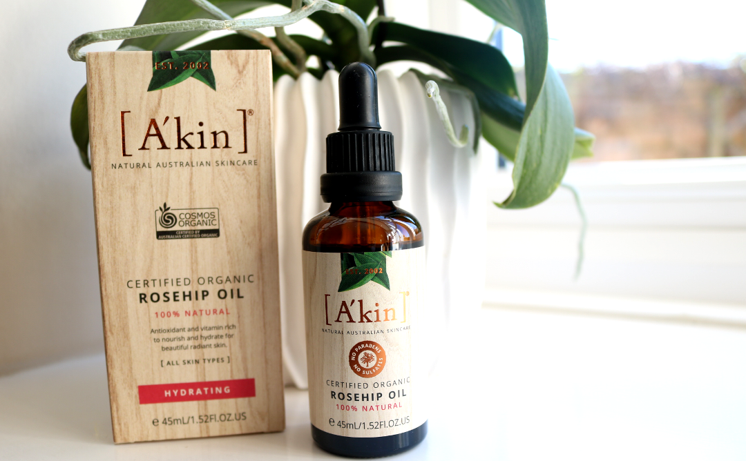 A'Kin Certified Organic Rosehip Oil review
